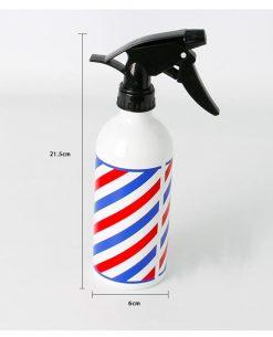 Bình xịt nhôm Barber 3 màu sọc