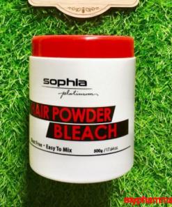 Bột tẩy rửa màu tóc sophia powder bleach
