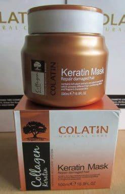 HẤP PHỤC HỒI COLATIN KERATIN MASK HAIR 500ML