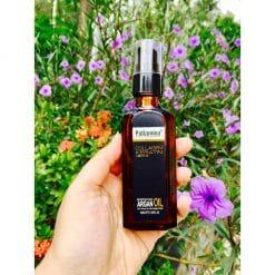 Tinh dầu dưỡng tóc PALLAMINA Collagen Keratin Complex 60ml