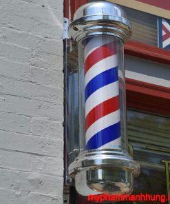 Đèn treo cửa Poli Barber Shop 60*14