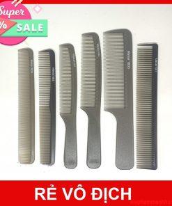 Lược cắt tóc Makar nhiều mẫu mã bền đẹp cắt sát chân tóc