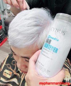 Bột tẩy tóc ,bóc màu tóc CYNOS 500g
