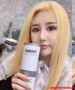 Bột tẩy tóc HaoBai tẩy 1 lần trắng