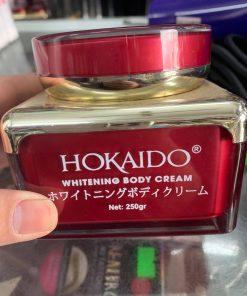 KEM BODY HOKAIDO NHẬT BẢN 250G