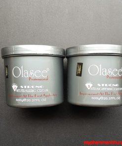 Cặp Thuốc ép tóc Olasee 600ml x2