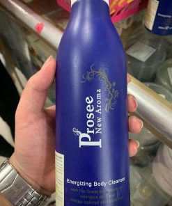 Sữa tắm mềm mịn da dành cho nam Prosee New Aroma 500ml