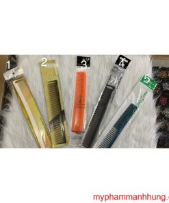 Lược cắt tóc nhựa các loại