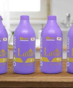 Oxy trợ nhuộm tóc IBest Luxury 1000ml
