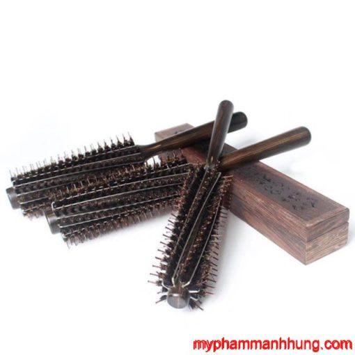 Lược sấy tóc đai sắt giữ nhiệt