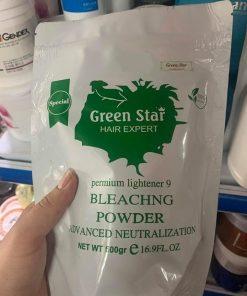 Bột tẩy tóc Green Star 500g
