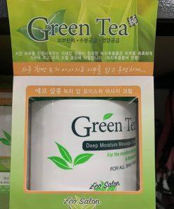 Kem massage mặt trà xanh Green Tea 450ml