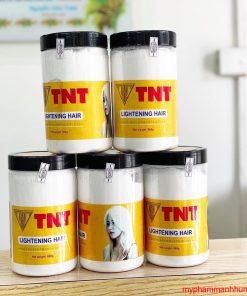 Bột tẩy tóc không hại tóc TNT 500g