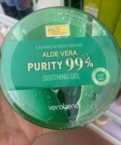 Gel dưỡng ẩm cao cấp Verobene 300ml