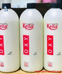 Oxy dung dịch trợ nhuộm Kella 1000ml