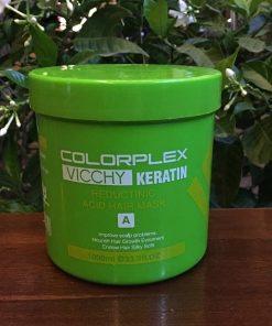 Kem hấp ủ tóc Vicchy Colorplex 1000ml