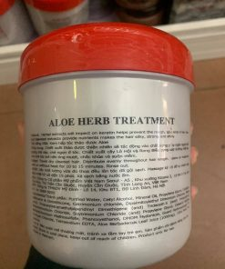 KEM HẤP Ủ TÓC LÔ HỘI ALOE HERB TREATMENT SOPHIA 1000ML