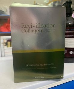 Uốn lạnh MENGFU Revivification Collagen 200ml x2