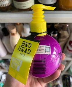 Wax tạo kiểu tóc uốn Bed Head Tigi Small Talk 3IN1 Màu Hồng 240ml