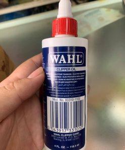 Dầu tra tông đơ WAHL 120ml cao cấp chính hãng